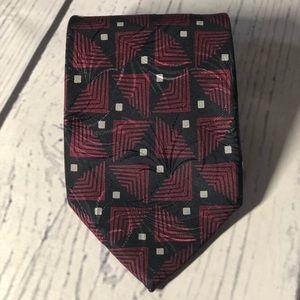 "Barney's New York Silk Tie 56"""